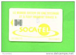 CENTRAL AFRICAN REPUBLIC  - Chip Phonecard/20 Units (subject To Minor Marks And Abrasions) - Central African Republic