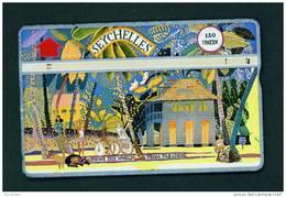 SEYCHELLES - Optical Phonecard As Scan - Seychelles