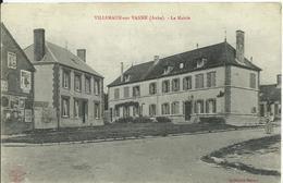 Villemaur Sur Vanne,la Mairie 1916 - Troyes