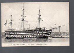 MARINE De Guerre : Le Borda, Navire Ecole (PPP5003) - Guerre