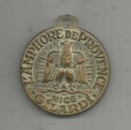 G-I-E , Publicité , Médaille , Plastique ,L'AMPHORE DE PROVENCE , GILARDI , Nice, Vins - Publicidad