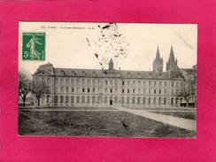 14 CALVADOS, CAEN, Le Lycée Malherbe, (L. D.) - Caen