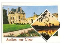 Selles Sur Cher (41) Chateau De Selles Sur Cher - Selles Sur Cher