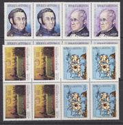 Argentina 1987 Commemoratives / Falkland Islands 4x4v ** Mnh (35600C) - Ongebruikt