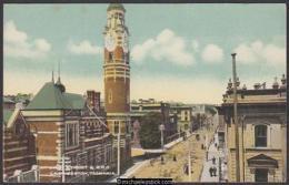 Launceston: St John Street & GPO - Cartes Postales