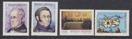 Argentina 1987 Commemoratives / Falkland Islands 4v ** Mnh (35600C) - Ongebruikt