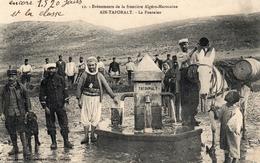 MAROC EVENEMENTS DE LA FRONTIERE ALGERO MAROCAINE AIN TAFORALT LA FONTAINE - Marokko