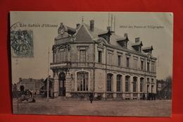 Les Sables D'Olonne - Hotel Des Postes Et Télégraphes - Sables D'Olonne