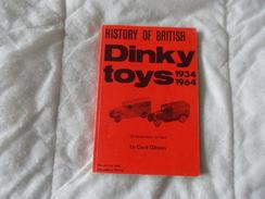 History Of British Dinky Toys 1934 1964 By Cecil Gibson - Libros, Revistas, Cómics