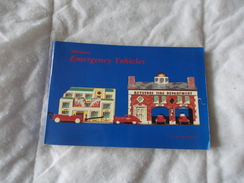 Miniature Emergency Vehicles By Force - Books On Collecting