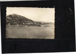 Maroc (France) 1 Carte Postale Agadir Front De Mer Année 1949 - Timbres Oblitérés 249 Et 231B - Agadir