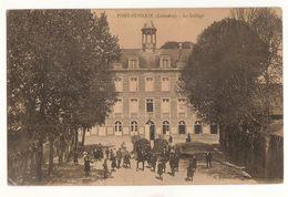 14 0 803 - PONT L'EVEQUE - Le College - Pont-l'Evèque