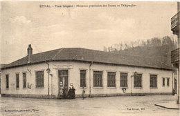 EPINAL - Place Léopold - Batiment Provisoire Des Postes Et Télégraphes     (96673) - Epinal