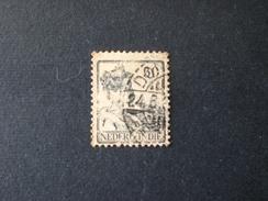 PAESI BASSI INDIAN HOLLAND NEDERLAND ANTILLEN INDES DUTCH 1914  Queen Wilhelmina PRINT NATURAL ERROR - Netherlands Indies