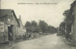 Mathieu,route De La Délivrande Vers Caen - Caen