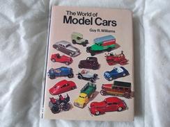 The World Of Model Cars By Williams - Libros, Revistas, Cómics