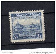 1939  Vue De Jasina Y 354 *  Cote 10€  ( Bien Centré +40%) - Unused Stamps