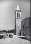 San Giovanni In Marignano - Campanile Della Chiesa Di S. Giorgio - Fiat Topolino 500C - Rimini