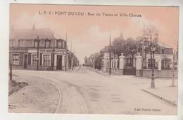 PONT Du LEU - Rue Du Texas Et Villa Claude - France