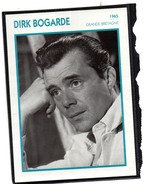 490A  BOGARDE DETAIL VERSO - Entertainers