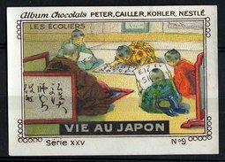 Nestlé - XXV - Vie Au Japon, Life In Japan - 9 - Les écoliers, Students - Nestlé
