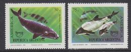 Argentina 1993 Endangered Animals 2v ** Mnh (35599C) - Ongebruikt