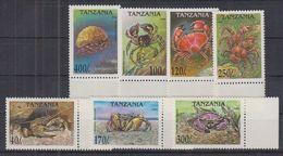 O38 Tanzania - MNH - Crustaceans