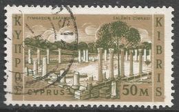 Cyprus. 1962 Definitives. 50m Used. SG 219 - Cyprus (Republic)
