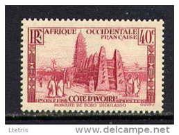 COTE D´IVOIRE - 118** - MOSQUEE DE BOBO-DIOULASSO