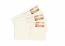 LCTN47/4- JAPON LOT DE 3 ENTIERS POSTAUX NEUFS - Cartes Postales