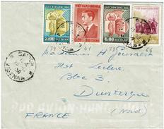 LCTN47/4- VIÊT-NAM LETTRE DU 20/12/1950 - Viêt-Nam
