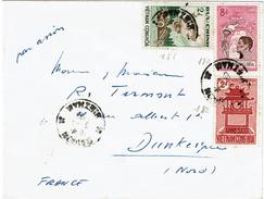 LCTN47/4- VIÊT-NAM LETTRE DE JANVIER 1965 - Viêt-Nam