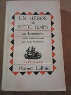 Lermontov: Un Héros De Notre Temps /Robert Laffont, 1959, SP, Non Coupé - Unclassified
