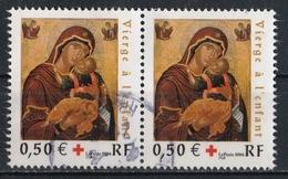 France 2004 : Timbres Yvert & Tellier N° 3717 En Paire Se Tenant. - France