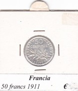 FRANCIA   50 FRANCS  1911  COME DA FOTO - M. 50 Franchi
