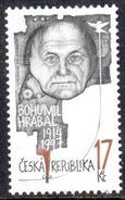 République Tchèque - écrivain Bohumil Hrabal - 2014 ** - Neufs