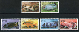 Afghanistan 1998  XX/MNH Poisson Fish - Afghanistan