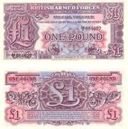 Gran Bretaña - Great Britain 1 Pound 1948 2º Serie Pick M22.a UNC - 1952-… : Elizabeth II
