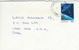 Cover Sent To Lego Australia.   # 06080 - 2010-... Elizabeth II