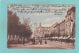 Old Postcard Of Aachen, North Rhine-Westphalia, Germany,R35.