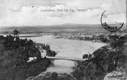 AUSTRALIE LAUNCESTON, FROM ZIG ZAG, TASMANIA - Lauceston