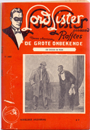 Magazine - Tijdschrift Detective - Lord Lister - Raffles - De Dood In Rok - N° 3452 - Magazines & Newspapers