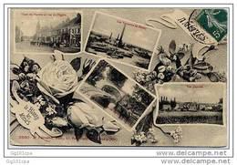 71 - Amitiés De Blanzy Les Mines (multivues, Verrerie) - Ohne Zuordnung