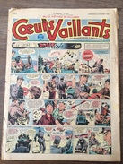 REVUE JOURNAL COEURS VAILLANTS 8 1950 - Magazines