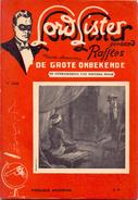 Magazine - Tijdschrift Detective - Lord Lister - Raffles - De Ontmaskering Van Soendra Singh - N° 3338 - Magazines & Newspapers