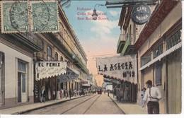 POSTAL DE LA HAVANA DE LA CALLE SAN RAFAEL DEL AÑO 1916 (EDICION JORDI) (CUBA) - Cuba