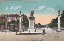 POSTAL DE LA HAVANA DEL PASEO DE CARLOS III DEL AÑO 1913  (CUBA) - Cuba