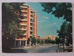 510 - Cartolina/Postcard Correggio Palazzo DOMUS Corso Cavour Ed.Scaltriti - Italia