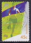 Australia, 2000 - 45c 2000 Paralympics - Nr.1856 Usato°