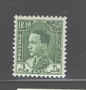 """IRAK 1934-1938 """"KING GHAZI"""" #63, MINT NEVER HINGED - Iraq"""